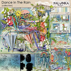 Dance In The Rain Collection
