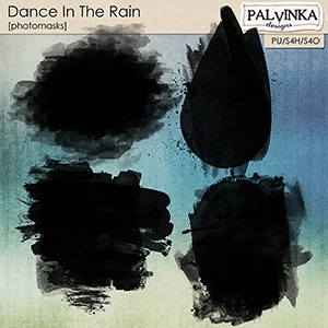 Dance In The Rain Photomasks