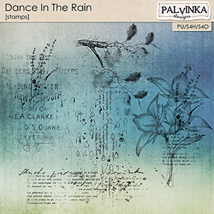 Dance In The Rain Stamps
