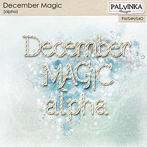 December Magic Alpha