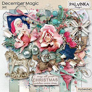 December Magic Kit