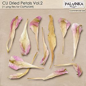 CU Dried Petals Vol.2