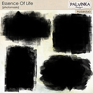 Essence Of Life Photomasks