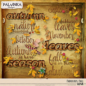 Fabulous Fall WA