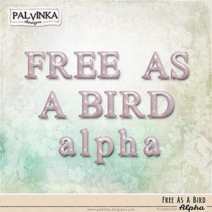 Free As A Bird Alpha