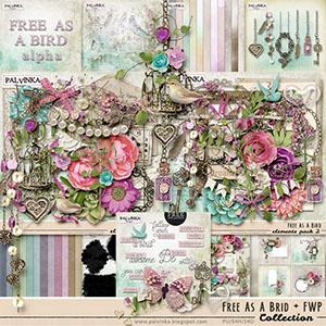 Free As A Bird Collection  + FWP