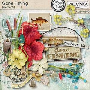 Gone Fishing Elements