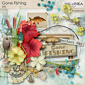 Gone Fishing Kit