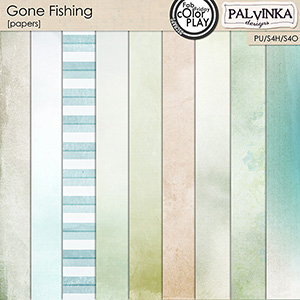Gone Fishing Papers