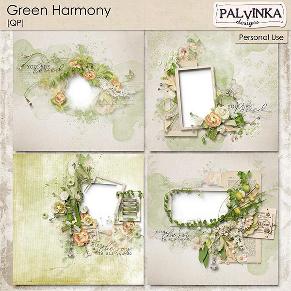 Green Harmony QP