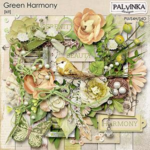 Green Harmony Kit