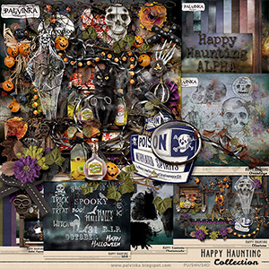 Happy Haunting Collection