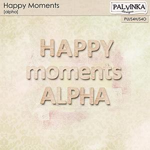 Happy Moments Alpha