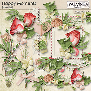 Happy Moments Clusters