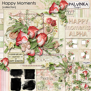 Happy Moments Collection