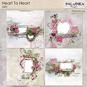 Heart To Heart QP