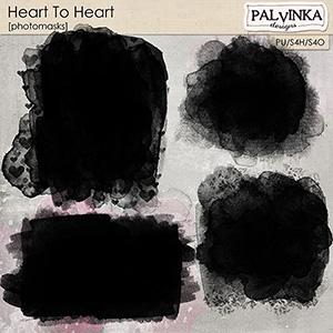 Heart To Heart Photomasks