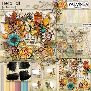 Hello Fall Collection