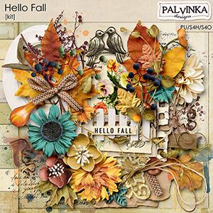Hello Fall Kit
