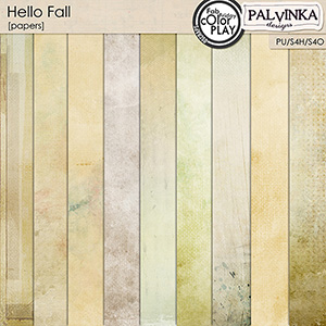 Hello Fall Papers