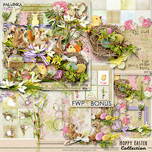 Hoppy Easter Collection + FWP