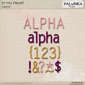 In My Heart Alpha
