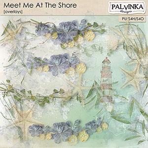 Meet Me At The Shore Overlays