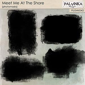 Meet Me At The Shore Photomasks
