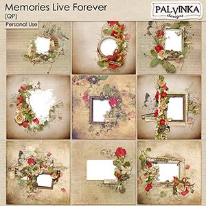 Memories Live Forever QP