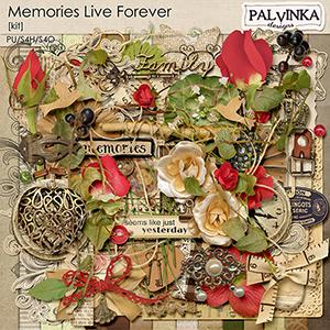 Memories Live Forever Kit