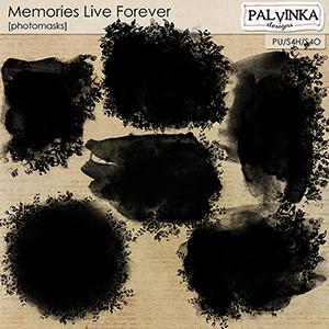 Memories Live Forever Photomasks