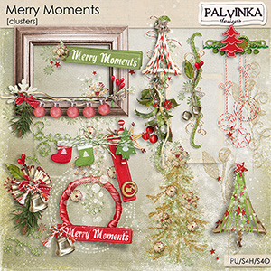 Merry Moments Clusters