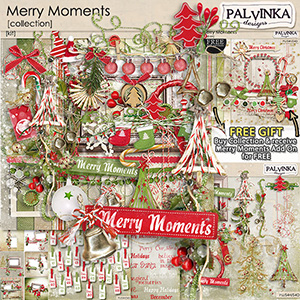 Merry Moments Collection + Free Gift