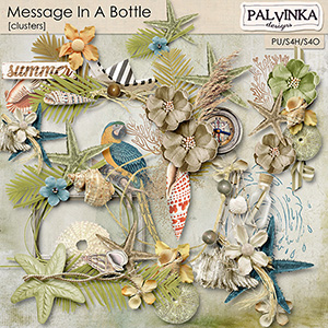 Message In A Bottle Clusters