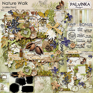 Nature Walk Collection + FWP