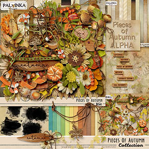 Pieces Of Autumn Collection