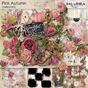 Pink Autumn Collection + BONUS