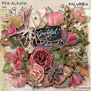Pink Autumn Kit