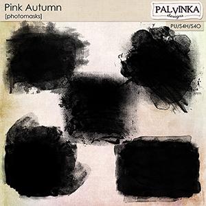 Pink Autumn Photomasks
