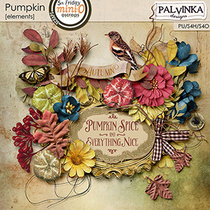 Pumpkin Elements