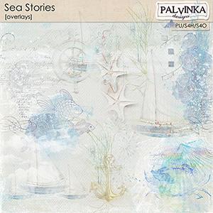 Sea Stories Overlays
