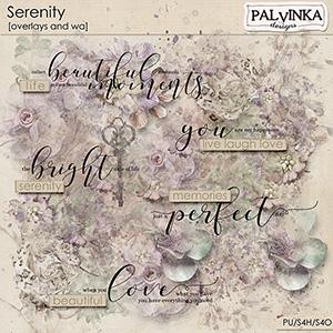Serenity Overlays and WA