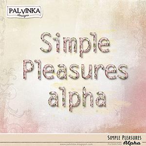 Simple Pleasures Alpha