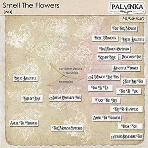 Smell The Flowers WA