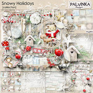Snowy Holidays Collection