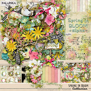 Spring In Bloom Collection