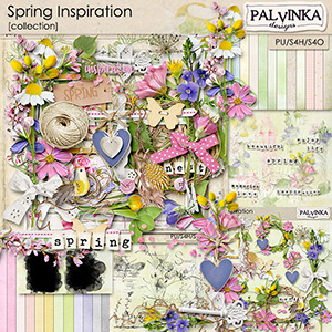 Spring Inspiration Collection