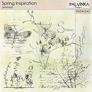Spring Inspiration Stamps