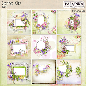 Spring Kiss QP