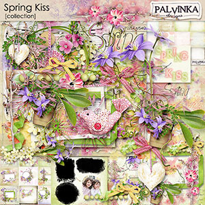 Spring Kiss Collection
